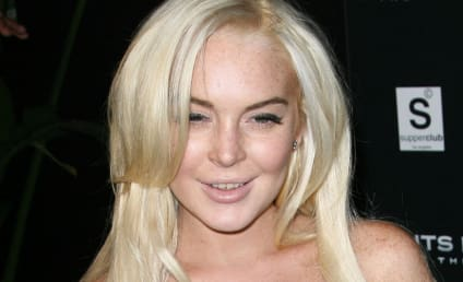 WTF is Wrong With Lindsay Lohan's Teeth?