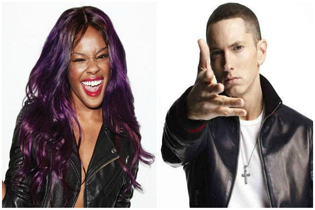 Azealia Banks SLAMS Eminem on Twitter: You Beefed With Your Mom, Dude!