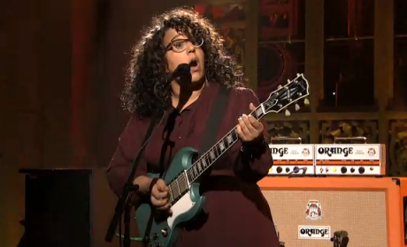 Alabama Shakes on SNL