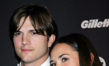 Ashton Kutcher to Rumer Willis: Stay the Heck Away From Lindsay Lohan!