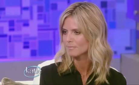 Heidi Klum on Katie