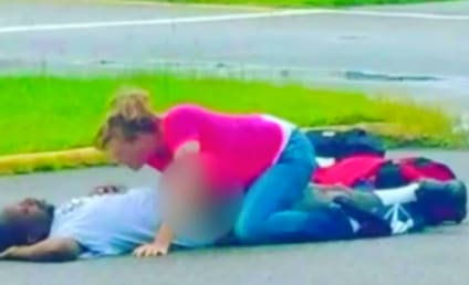 Woman Has Sex with Passed Out Boyfriend in Parking Lot, Gets Arrested