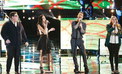 The Voice Results: And Then There Were 10 ...