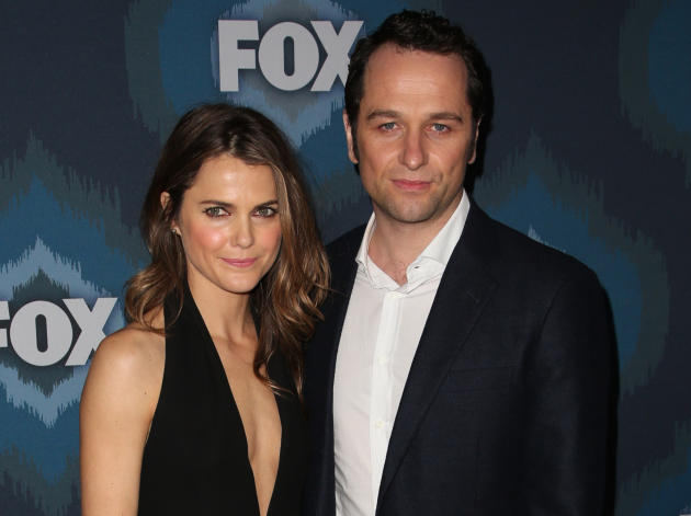 Keri Russell and Matthew Rhys - The Hollywood Gossip