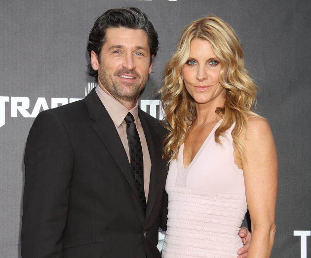 Patrick Dempsey, Wife