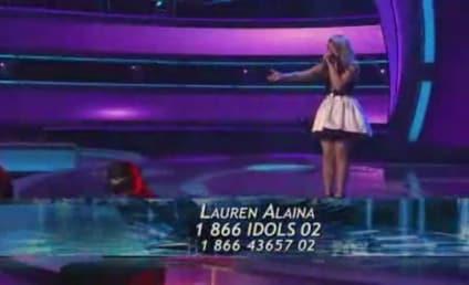 Lauren Alaina on American Idol: A Fatal Stumble?