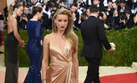 Amber Heard: Experiencing Dangerous Weight Loss Amidst Johnny Depp Split?