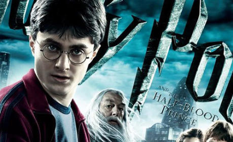 New Harry Potter and the Half-Blood Prince Poster, Photos