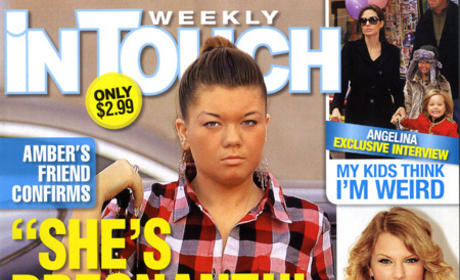 Amber Portwood Denies Pregnancy Reports