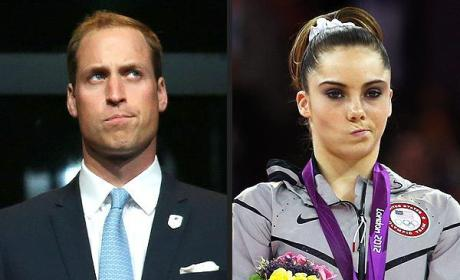 Prince William is NOT Impressed!
