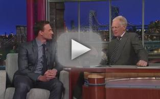 Ryan Lochte on Letterman