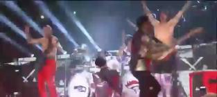 Flea Defends Red Hot Chili Peppers Super Bowl Performance: Yeah, We Mimed, But ...