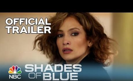 Jennifer Lopez: 'Shades of Blue' Promo