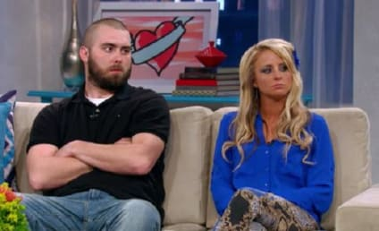 Corey Simms SLAMS Leah Messer in Deleted Teen Mom 2 Scene