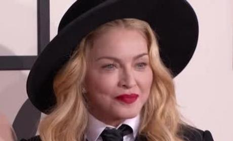 "Madonna Slams Kale as ""Gay"""
