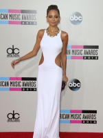 Nicole Richie at American Music Awards