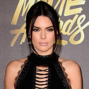 Kendall Jenner Gets Serious