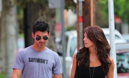 Ashley Greene and Joe Jonas: Out, About, Holding Hands