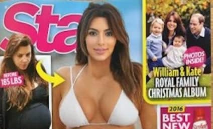 Kim Kardashian Bikini Body: Is It Back?!?