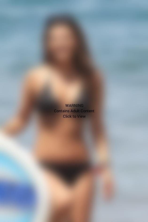 Ali Landry Bikini Pic