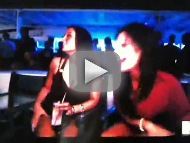 Jersey Shore: Deena and Snooki Make Out