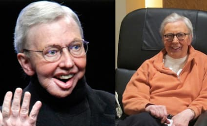 Roger Ebert: Before and After Plastic Sugery Pics