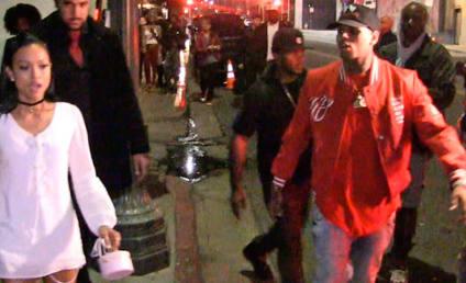 Chris Brown and Karrueche Tran: Back Together? AGAIN?!?