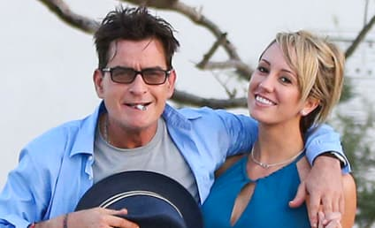 Charlie Sheen: Engaged to Brett Rossi!