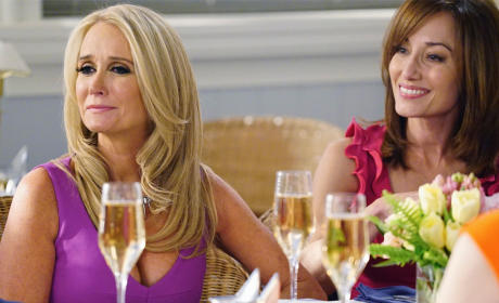 Kim Richards to Guest Star on Revenge