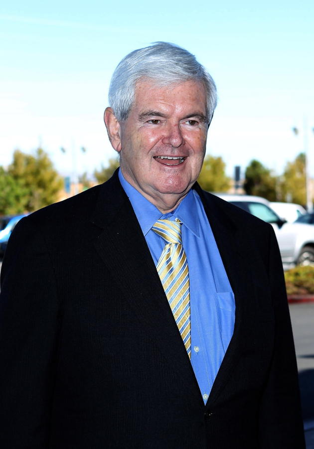 Newt Gingrich Photo