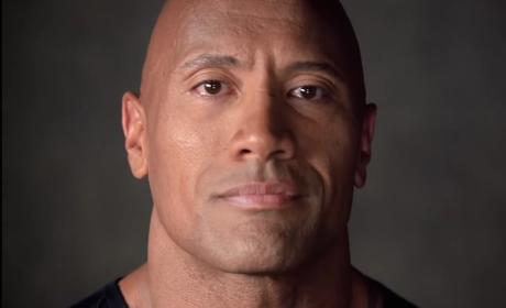 Dwayne Johnson Breaks Down Over Daughter