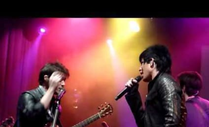 Crazy Good: Adam Lambert, Kris Allen and Allison Iraheta Reunite on Stage