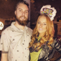 Maci Bookout and Taylor McKinney Photo