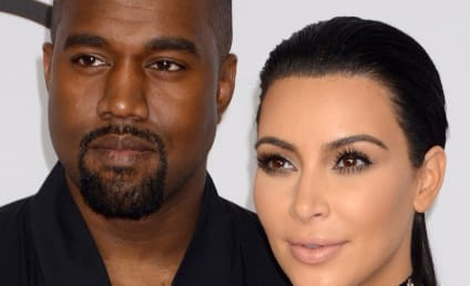 Kanye West: STILL Trying to Bury Sex Tape With Kim Kardashian Lookalike!