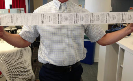 CVS Responds to Consumer Receipt Complaints