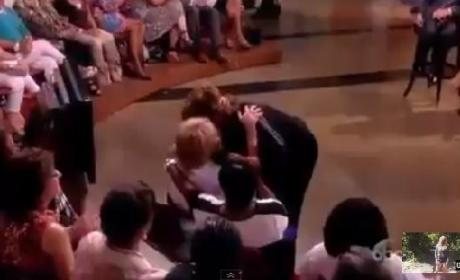 Joy Behar Exits The View: Kisses All Around!