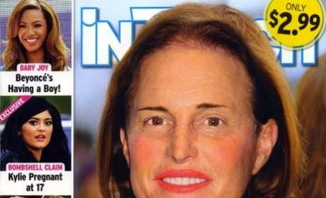"Bruce Jenner: ""Life as a Woman"" Tabloid Cover Outrages Kris Jenner"