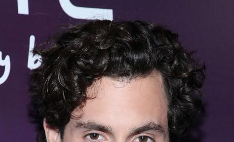 Penn Badgley Hair