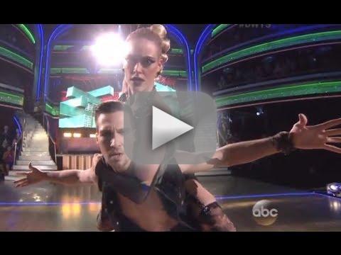 James Maslow & Peta Murgatroyd - Freestyle - FINALS