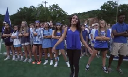 "High School Taunts Rival with ""Run This Town"" Hype Video"