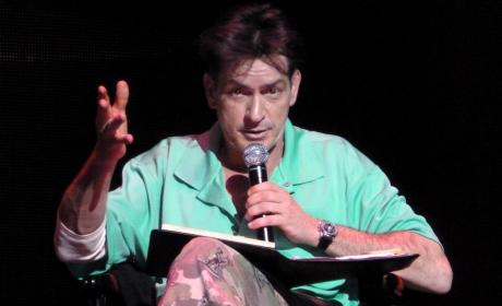 Charlie Sheen Lands First Post-Meltdown Movie Role