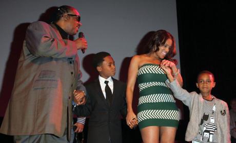 Stevie Wonder, Kai Millard Morris to Divorce