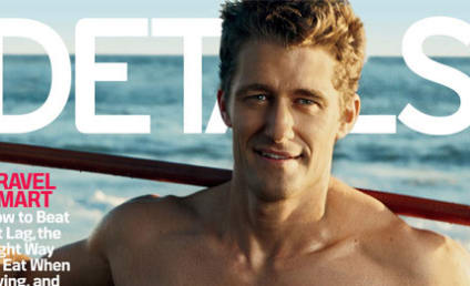 Shirtless Showdown: Matthew Morrison vs. Matthew McConaughey