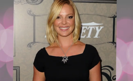 Katherine Heigl Blacklisted in Hollywood?