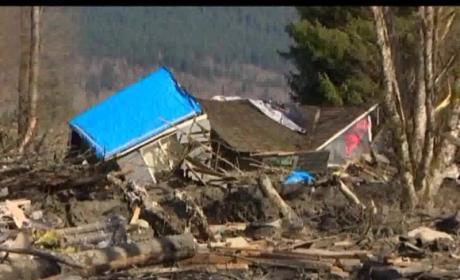 Washington Mudslide Leaves Eight Dead; 100 More Feared Missing