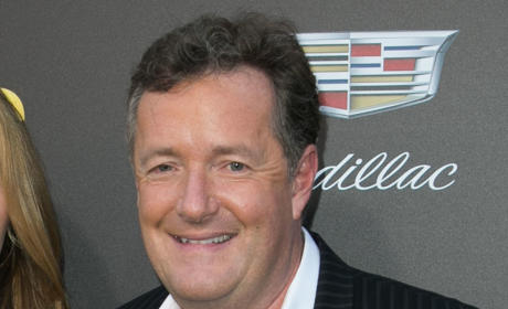 Piers Morgan to America: Wake Up! Your Gun Culture is Disgusting!