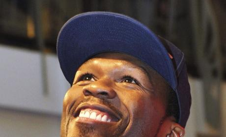 50 Cent: Dropped From MLB All-Star Lineup!