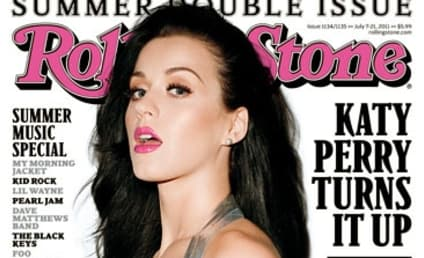 Katy Perry, Breasts Cover Rolling Stone