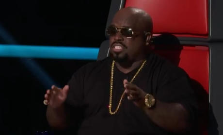 The Voice Instant Elimination: Team Cee Lo