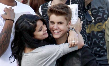 Justin Bieber and Selena Gomez: Sort of Still Together!